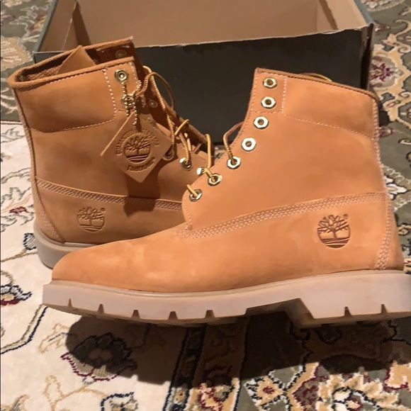 Timberland Men's 6 Inch Basic Waterproof Boots NWT